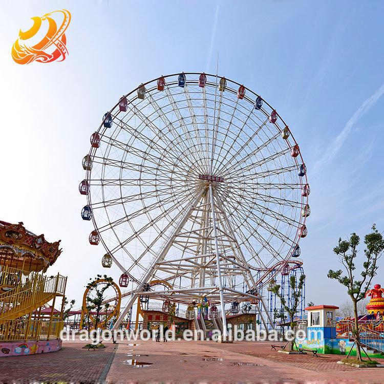 2019 fabricante de Guangzhou al aire <span class=keywords><strong>libre</strong></span> <span class=keywords><strong>parque</strong></span> de diversiones rueda de entretenimiento paseos
