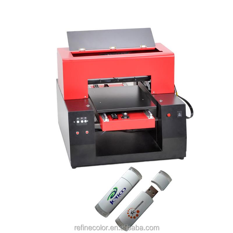 Ad alta risoluzione a3 formato UV stampante a getto d'inchiostro USB <span class=keywords><strong>flash</strong></span> disk