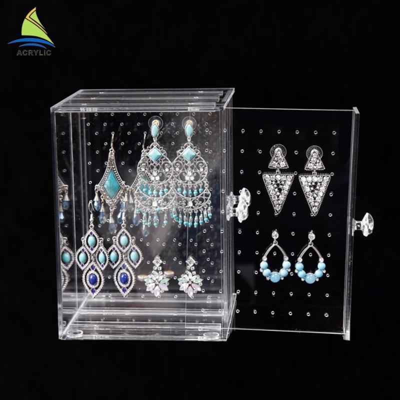 Acrylique Bijoux Perle Pendentif Bracelet Collier Affichage Titulaire
