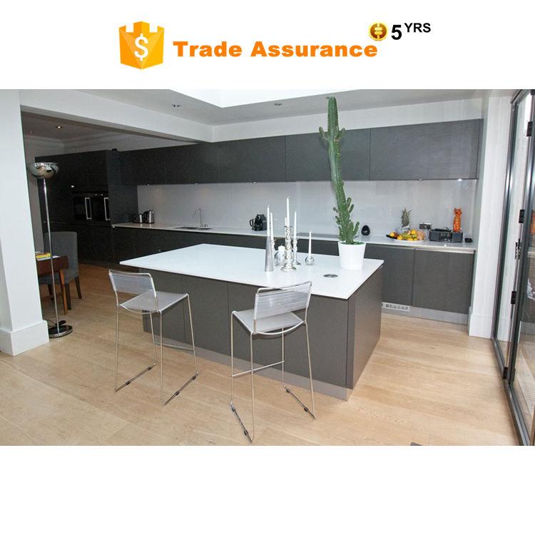 2018 Foshan venda quente design da cozinha, armário de cozinha clássico, móveis de cozinha de madeira real