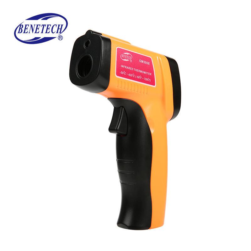 Qualité supérieure analogique compteur de température thermomètre infrarouge chine fabricant laser numérique
