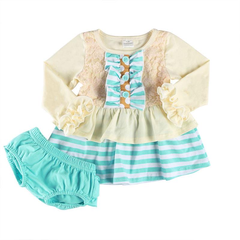 Детская дешевая одежда оптом детская одежда весна шаровары для девочки наряд с оборками комплект