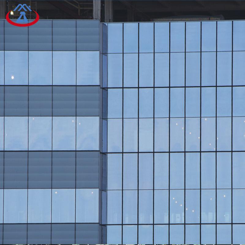 Vendita calda e di qualità esposto cornice di vetro della parete divisoria