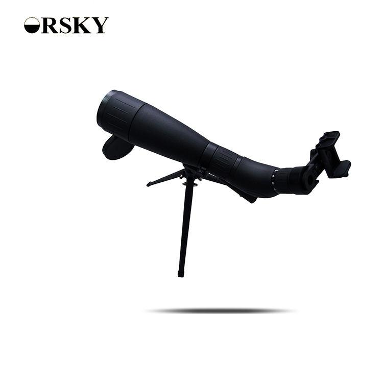 Económica y fiable 50x telescopio lente de zoom.