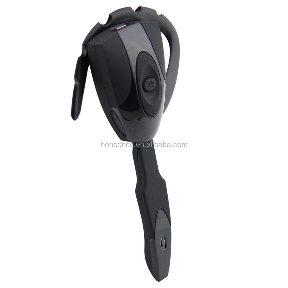 Boa Qualidade Recarregável Sem Fio Gaming Headset com Microfone fone de Ouvido Sem Fio Para PS3 PC Telefone Celular
