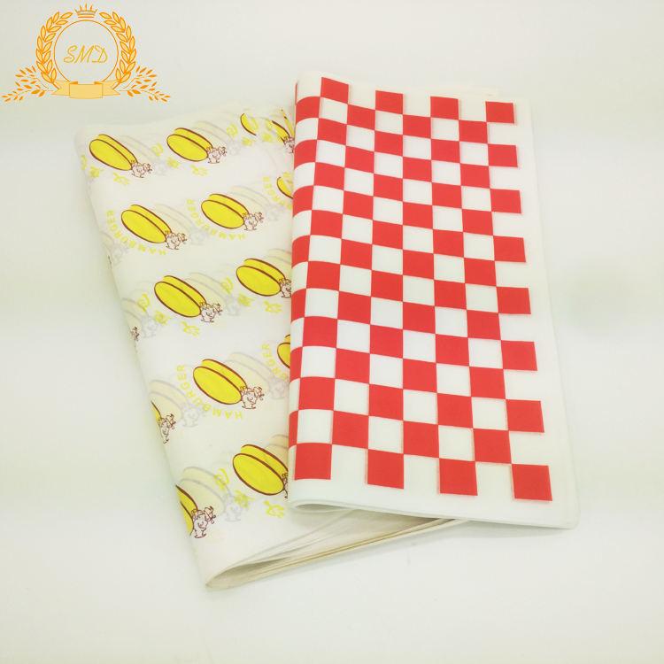 Термостойкость oilproof 40 г/м² обжарки пергаментной бумагой для выпечки лист/рулон