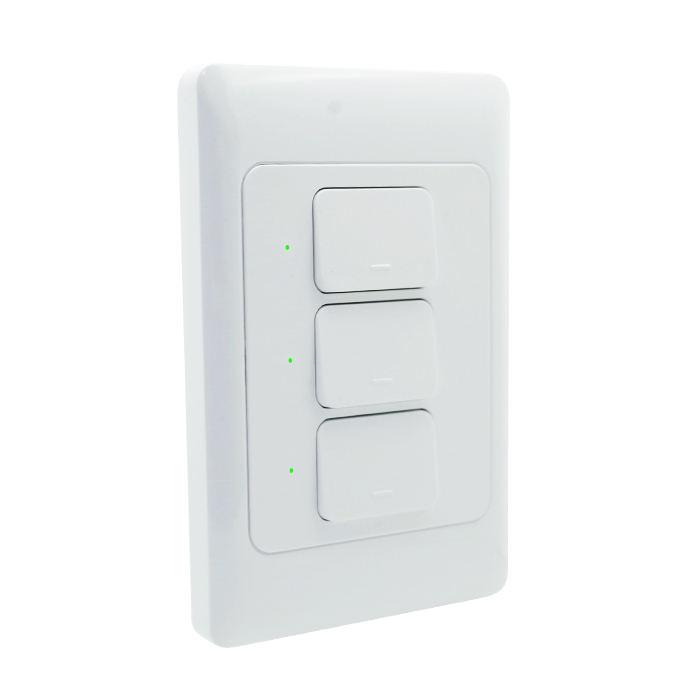 Tiêu chuẩn úc ánh sáng thiết bị chuyển mạch khách sạn điều khiển thông minh tường switch cho led chiếu sáng