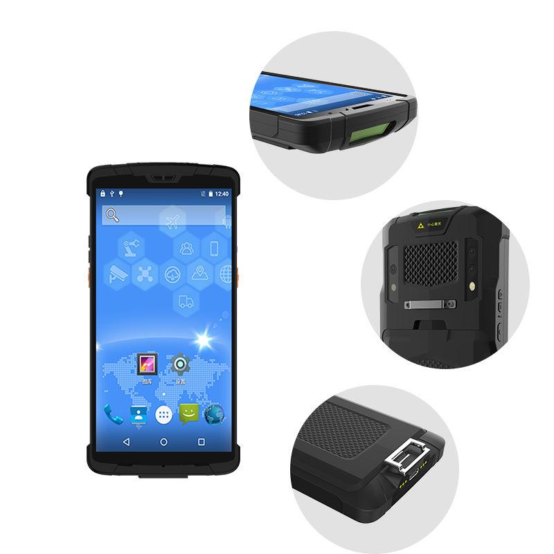 산업 안드로이드 handheld 물류 pda 와 rfid-buy7days qr code reader 1d 2d 바코드-buy7days GPS 자료 (msds) 쇼 Fair 전시