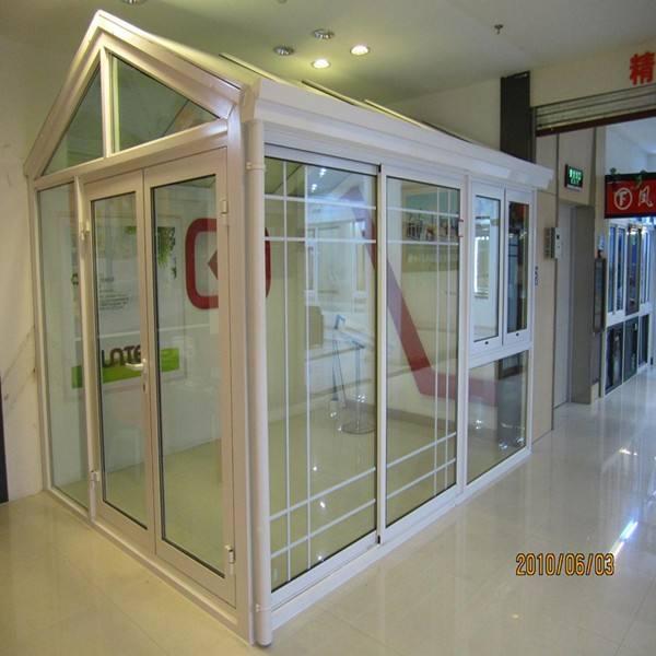 Moderno diseño de fácil instalación techo retráctil pequeño casas prefabricadas