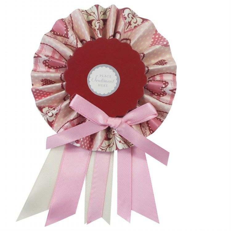 ريدات الوردي ورقة المشجعين ورقة بريق (جلتر) للزهور