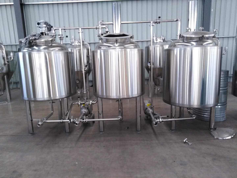 оборудование мини-пивоварни 100 л