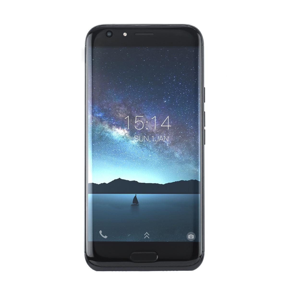 DOOGEE estoque mesmo dia do transporte gratuito HK BL5000, 4 GB + 64 GB telefone móvel celular smartphone celular
