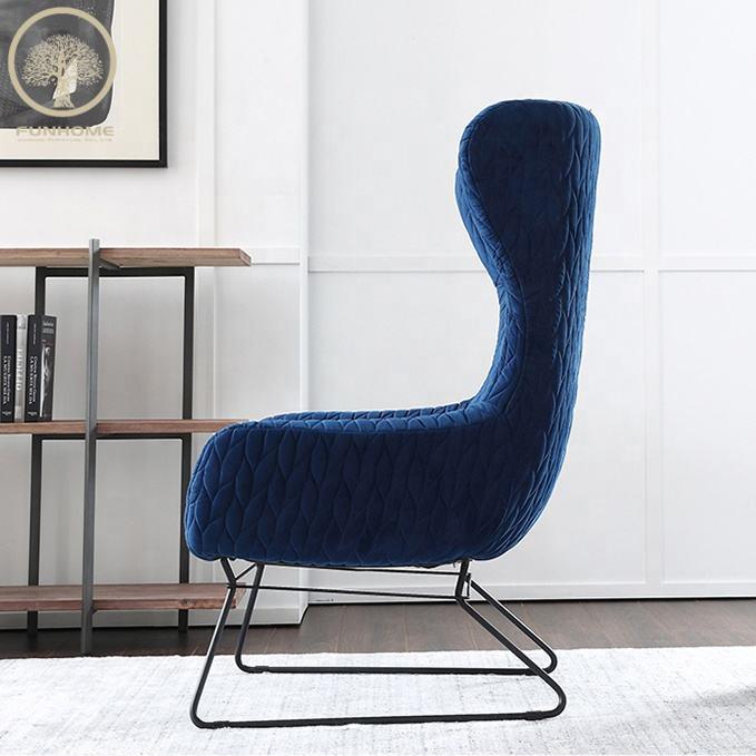 2018 Nuovo Arrivo di stile francese divano letto singolo elettrico reclinabile disegni di monoposto divano Prezzo Più Basso