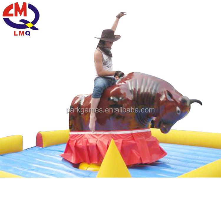 Parque de diversões preço touro <span class=keywords><strong>mecânico</strong></span> com fibra de vidro