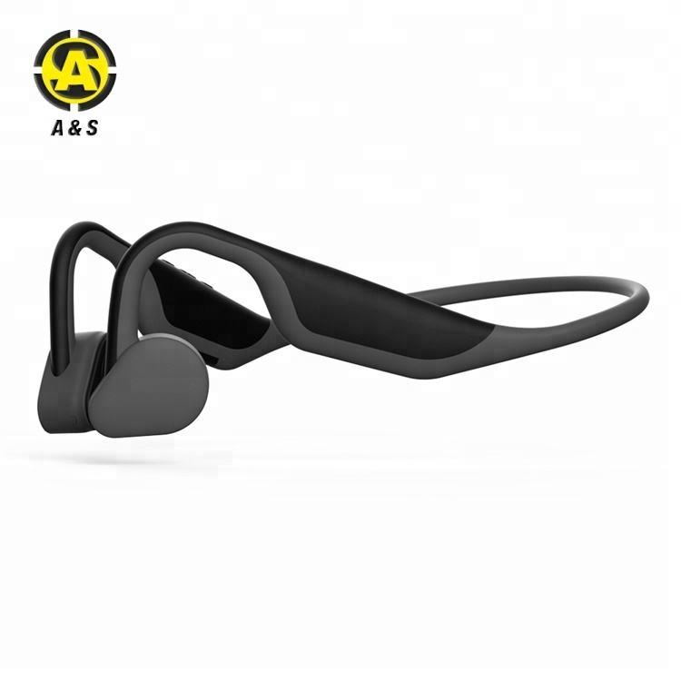Fabricant fournir conduction osseuse casque sans fil bluetooth V5.0 écouteurs tour d'oreille
