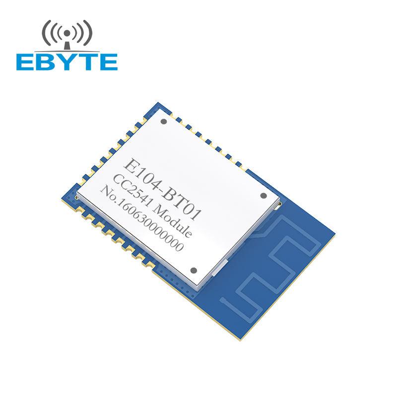 새로운 Ebyte E104-BT01 2.4 천헤르쯔 CC2541 2.4 천헤르쯔 ibeacon 블루투스 4.0 모듈