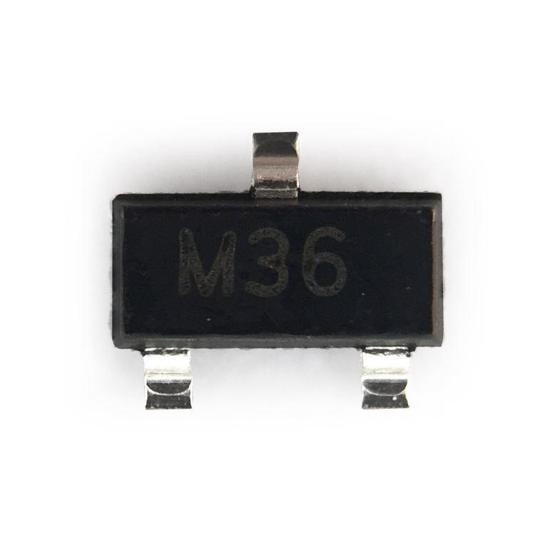 SOT23 5 V ОУР Tvs электростатического разряда защитить диод Защитите завод