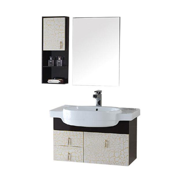 Страна Стиль Раздвижные ванная комната, зеркало, шкаф