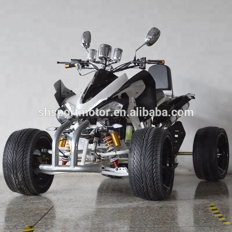 CE Ha Approvato 200cc 250cc di Raffreddamento Ad Acqua Del Motore zongshen ATV con retromarcia