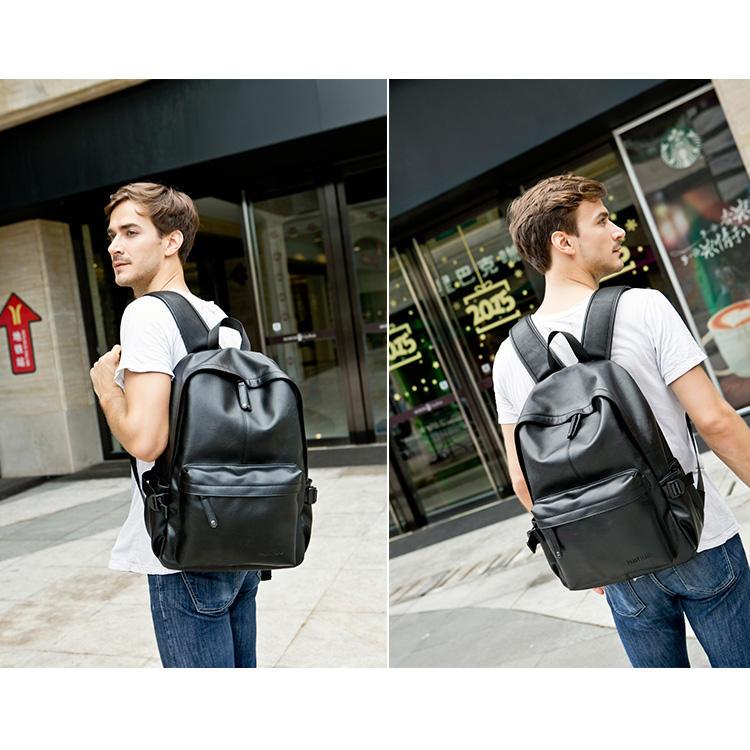 2016 mode PU toutes sortes de sacs à dos pour les garçons