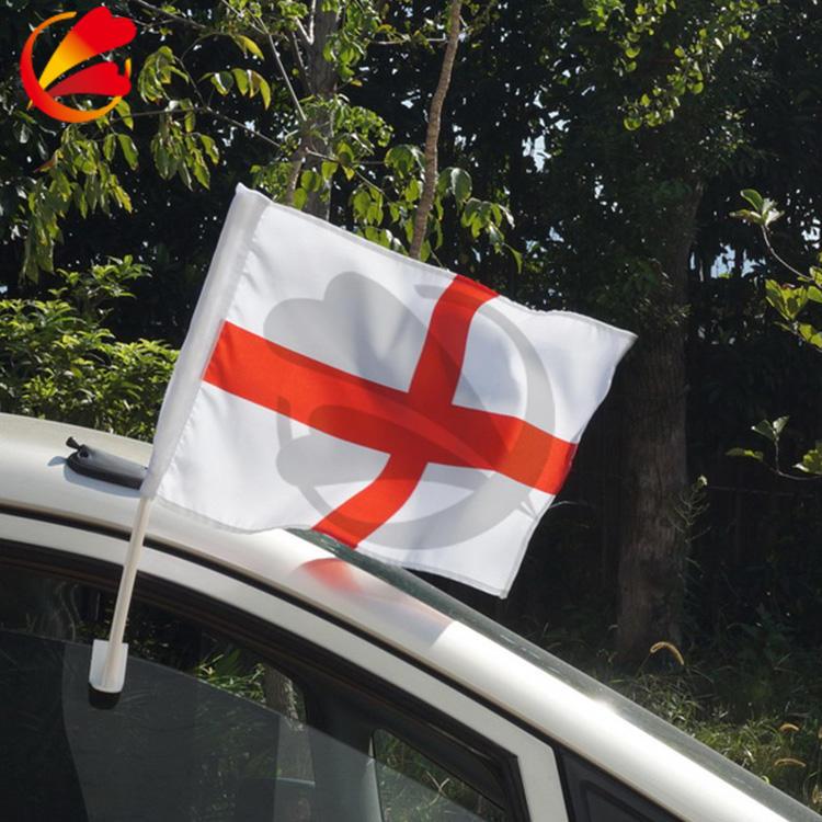 Экологичные профессия пользовательские цифровой печати Германия окна автомобиля флаг