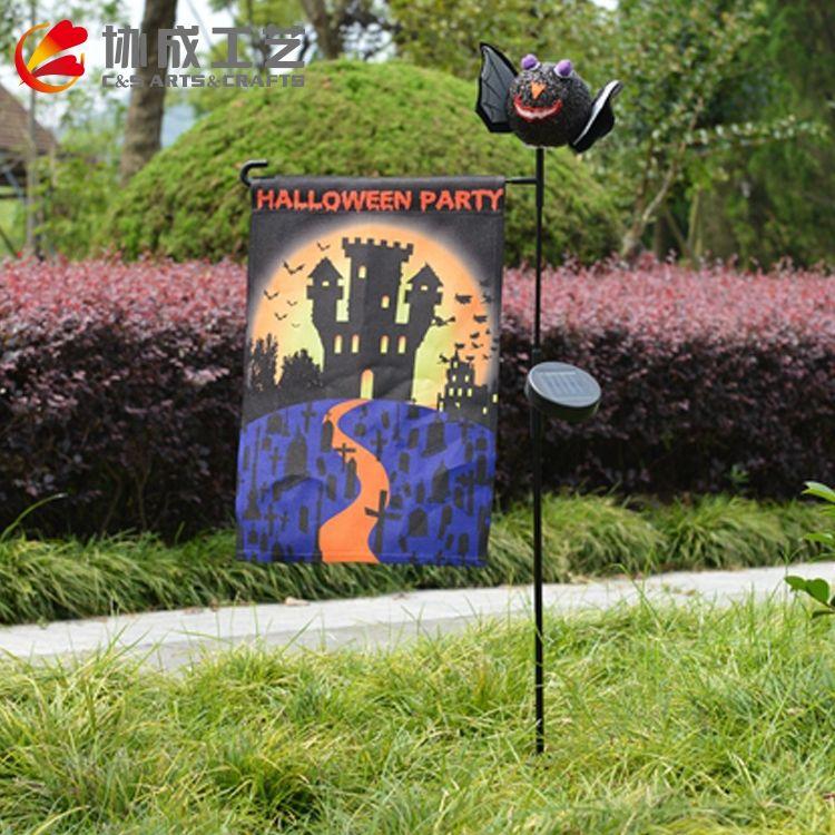 Сублимационной Печати декоративный сад Стоит Флаг