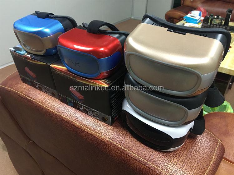 Barato caja de vr realidad virtual todo en un video de sexo con wifi y la Función bluetooth
