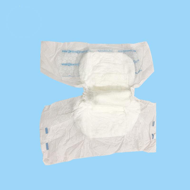 Polímero súper absorbente genérico Hospital adulto Senior del panal para el cuidado diario
