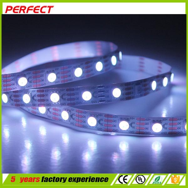 Участнику использовать магия гибкие светодиодные полосы света ws2813 программа IC 5050 RGB светодиодные ленты света ce, rohs, ul