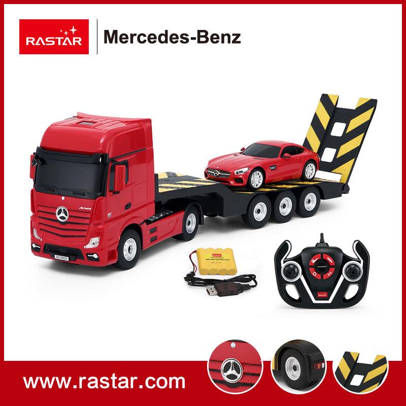Rastar R/C 1:26 <span class=keywords><strong>Mercedes</strong></span>-Benz Actros оптом напрямую из китая