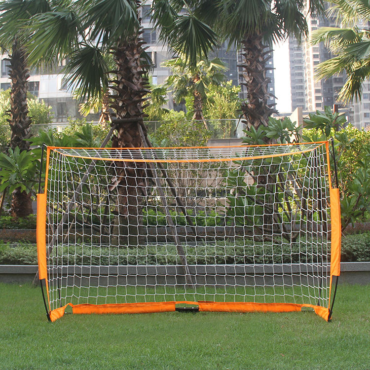 Wholesale Quick Set Up Portable Square Design Sports Soccer Goal