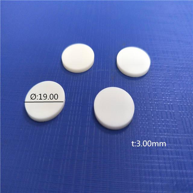 Heißer verkauf produktion von kundenspezifischen keramikaluminiumwafer grundblatt dichtungen,