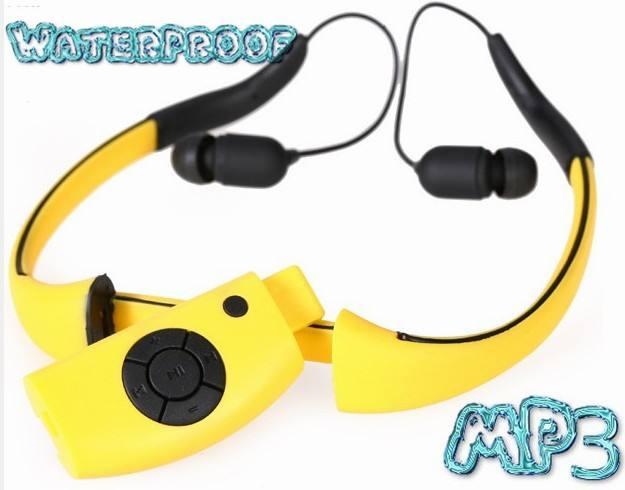 Moda 4G MP3 à prova d'água