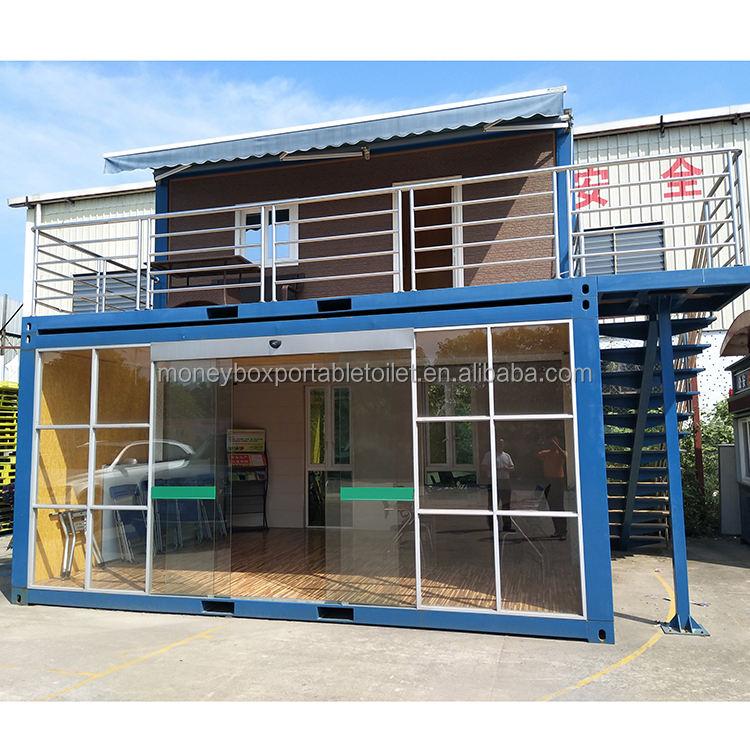 20ftコンテナ携帯ホーム移動機器販売プレハブ住宅デザイン用ケニア