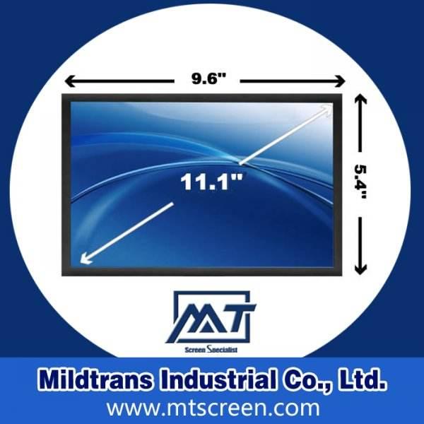 Tela do laptop ltd111exca/ltd111excy/ltd111excz/ltd111ewax para laptop sony