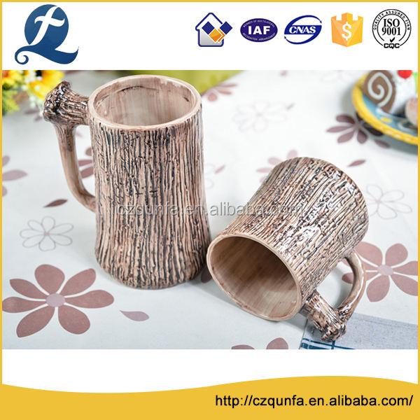 كلا الجانبين الصقيل تخصيص تصميم أنواع مختلفة من فناجين القهوة