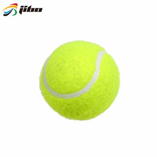 Heißer verkauf professionelle herstellung ITF genehmigt gelber wolle Mini-Tennis bälle