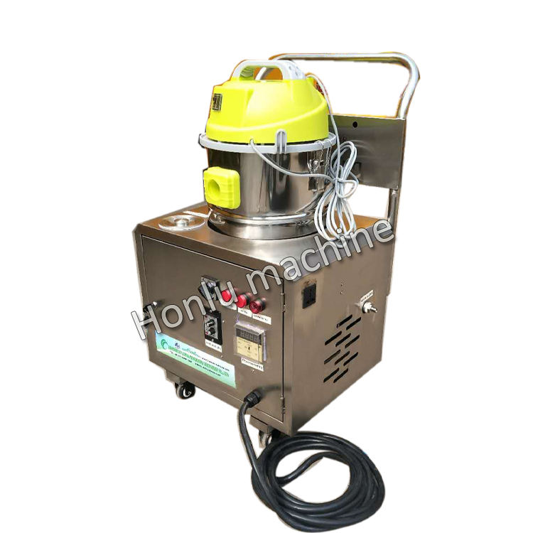 Industrial steam cleaner cars battery operated steam car wash/carpet wash machine