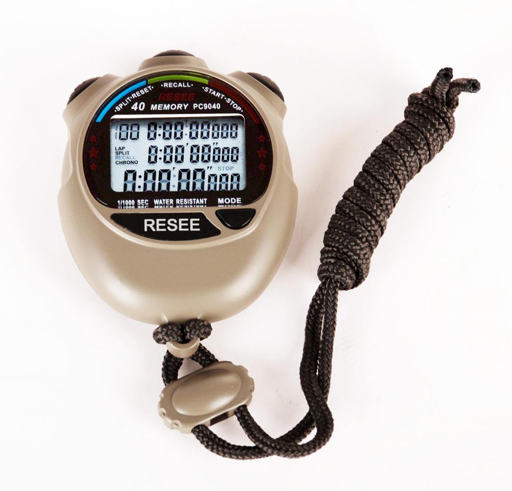 Électrique numérique stop watch