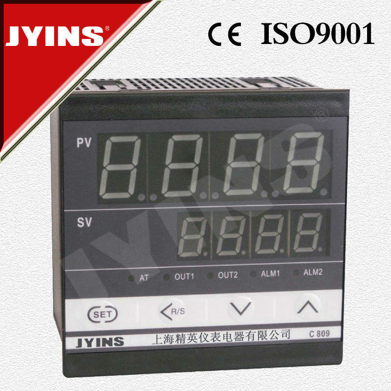 CE JYC-809 temperatura digital e <span class=keywords><strong>controlador</strong></span> <span class=keywords><strong>de</strong></span> <span class=keywords><strong>umidade</strong></span>