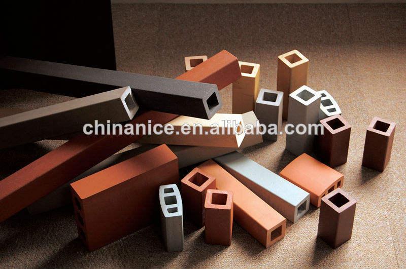 Терракотовая панель / жалюзи / палка / трубка / багет для наружной и внутренней настенной плитки