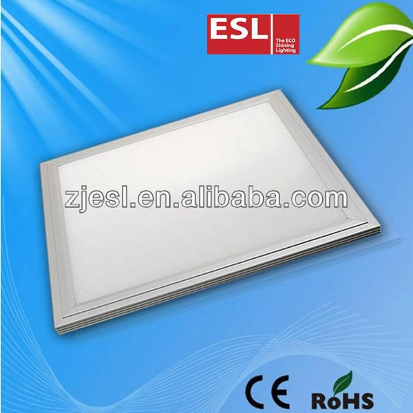 hecho en china Zhaochang panel led 45w 625*625mm plaza de led de luz del panel 3014 400 leds