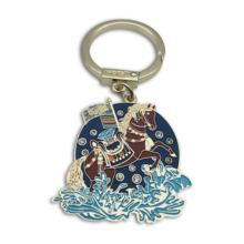 Factory Free Design Pendant Bag Charm with Key Ring Charm Keychain Wholesale