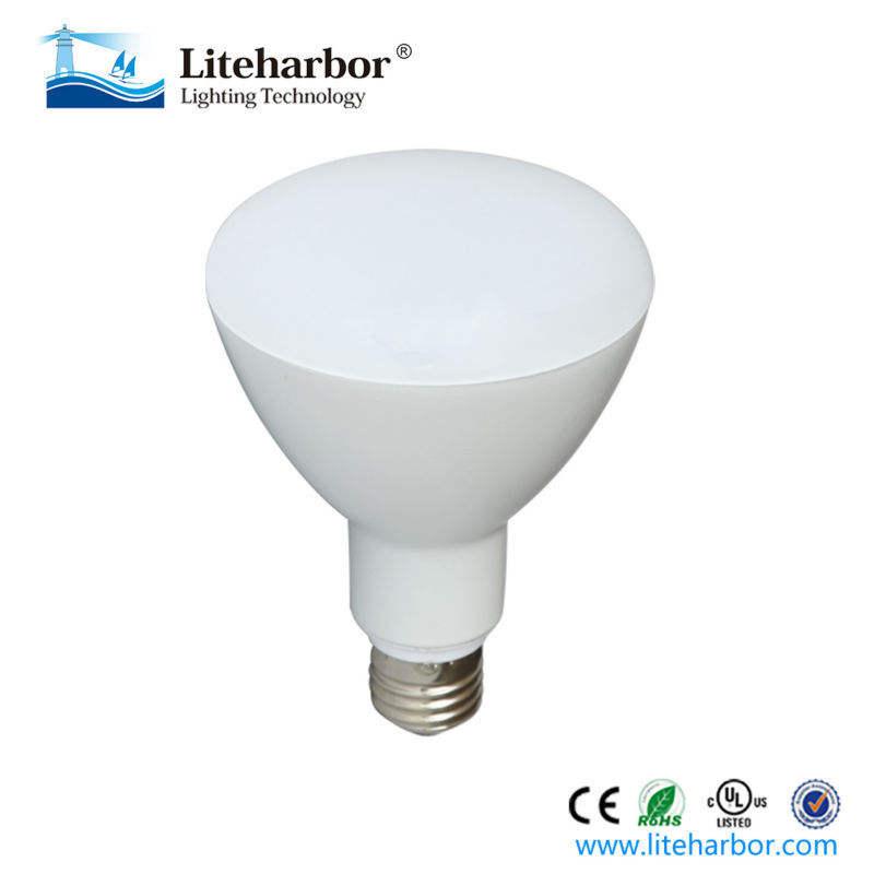 e26 tabanı cULus amerikan kanada standart kısılabilir sel lamba led ampul <span class=keywords><strong>br30</strong></span>