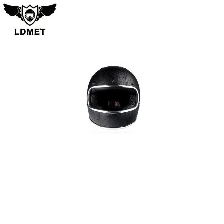 Preço de fábrica TN-0700C motocicleta da fibra de vidro aprovado pela ce capacete dot