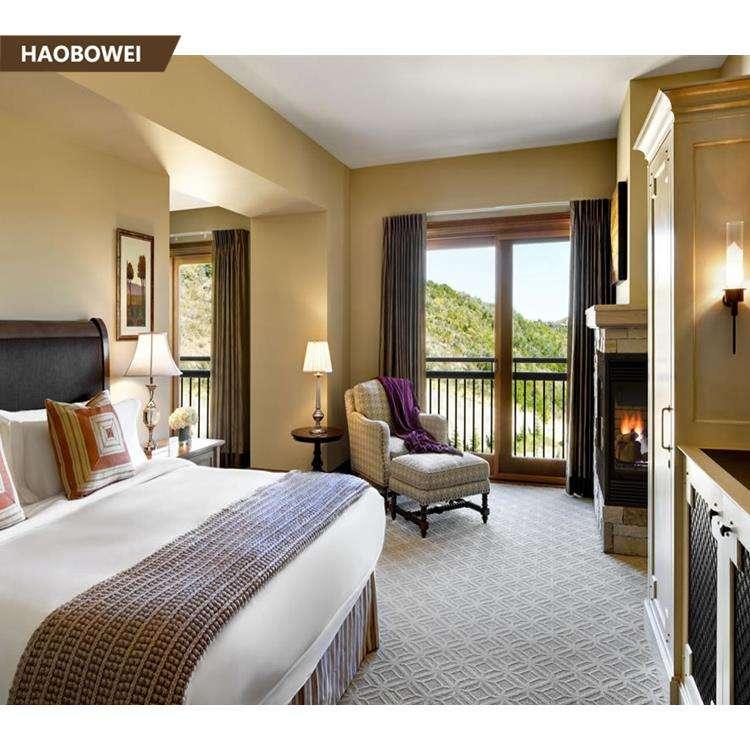 Estilo europeu mobília do hotel grand hyatt com porta/mobília do hotel usado para venda malaysia