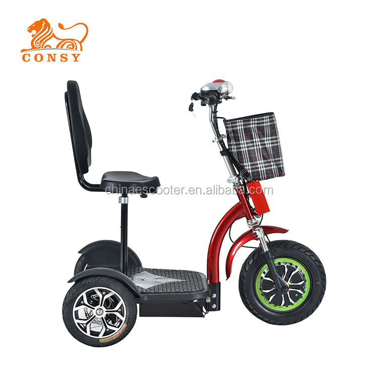 ES04E 16 inch bánh xe 500 wát 48 v <span class=keywords><strong>20ah</strong></span> electric scooter 3 bánh xe roadpet gừng mypet electric scooter ce