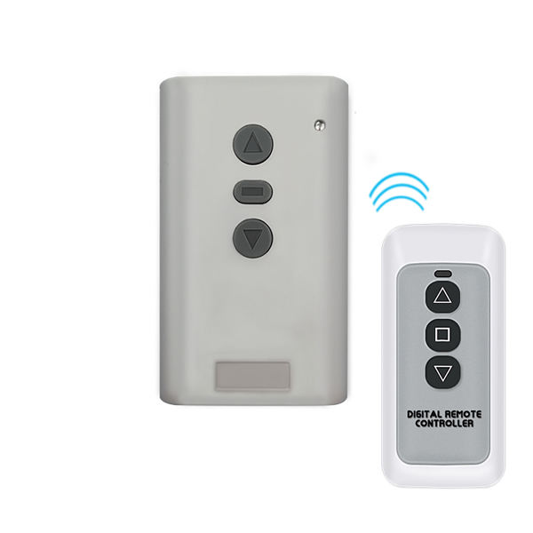 Electric curtain/projector electric curtain AC220V 2CH wireless rf transmitter receiver