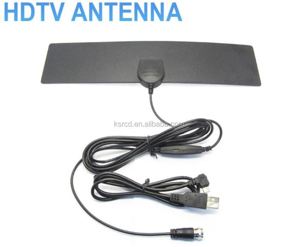 <span class=keywords><strong>Auto</strong></span> attivo wireless indoor antenna tv antenna 25DB HDTV amplificatore digitale a casa per <span class=keywords><strong>ATSC</strong></span> Antenna Wireless