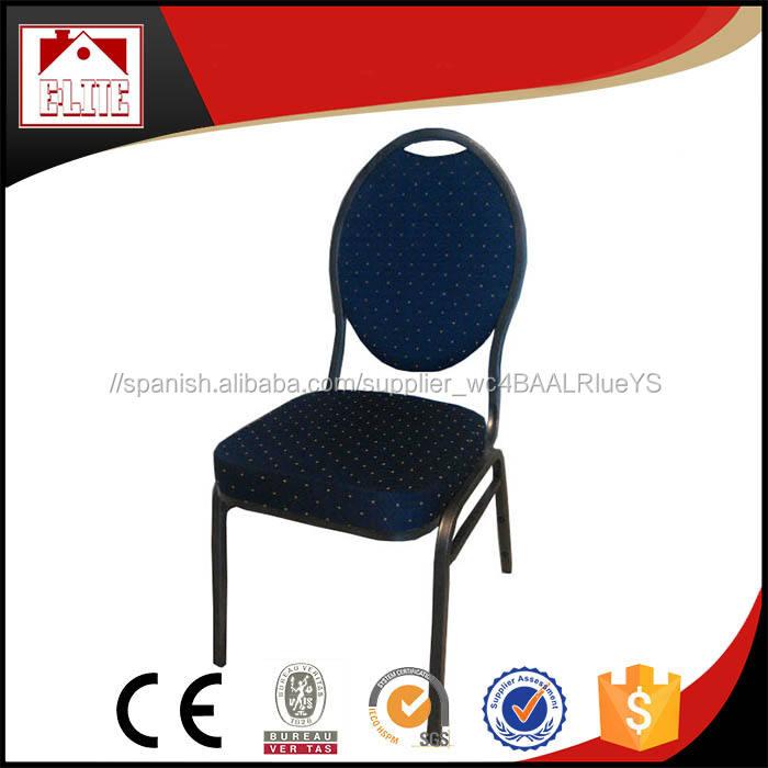¡Venta caliente! Silla muy popular del trono del rey / silla del hotel del banquete del acero del precio